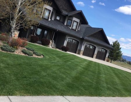 Summer Lawn Care Services In Columbia Falls, Flathead County Or Kalispell, Mt